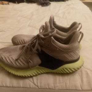 adidas alphabounce beyond 2 running shoes used